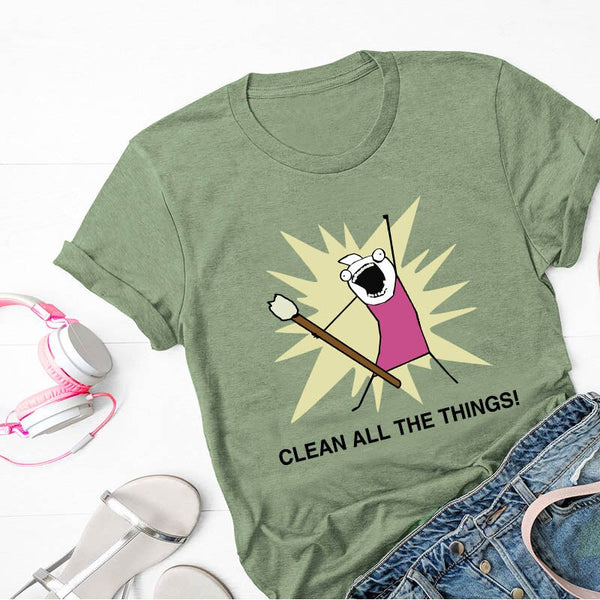 100% Cotton Funny Women's t-shirt Harajuku S-5XL Oversized Print T-shirt summer cartoon streetwear Tees Casual o-neck basic Tops