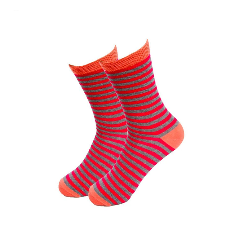 Women's Colourful Crew Sock