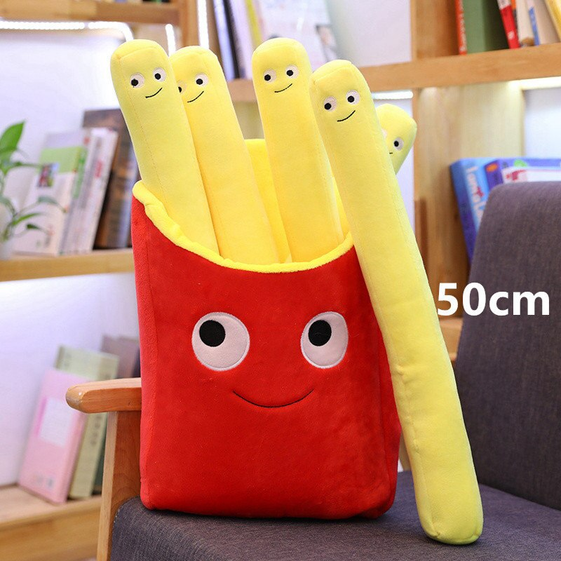 Kawaii Fast Food Cushions
