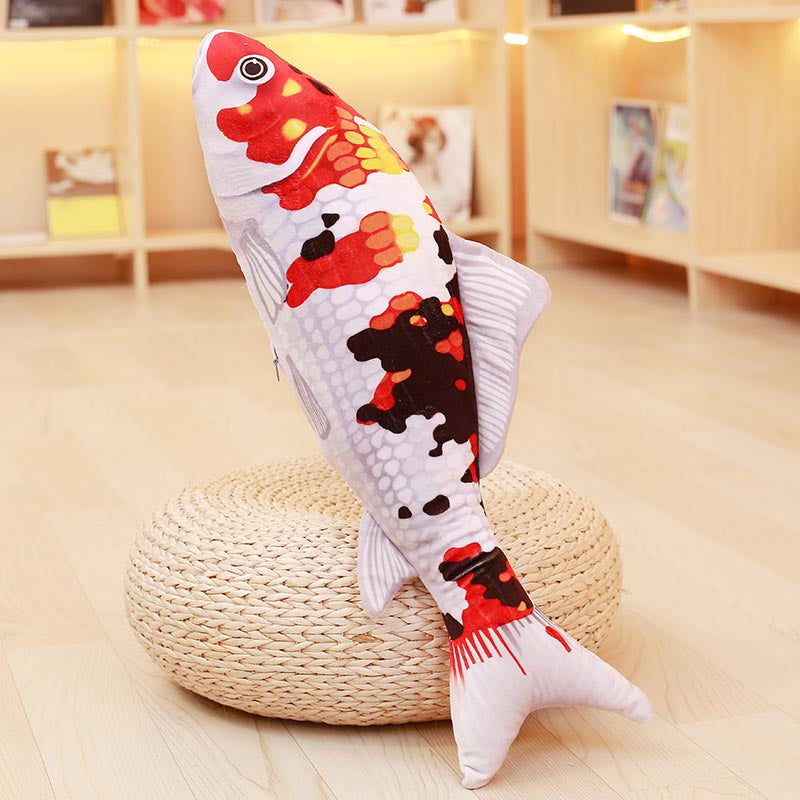 Koi Fish Cushions