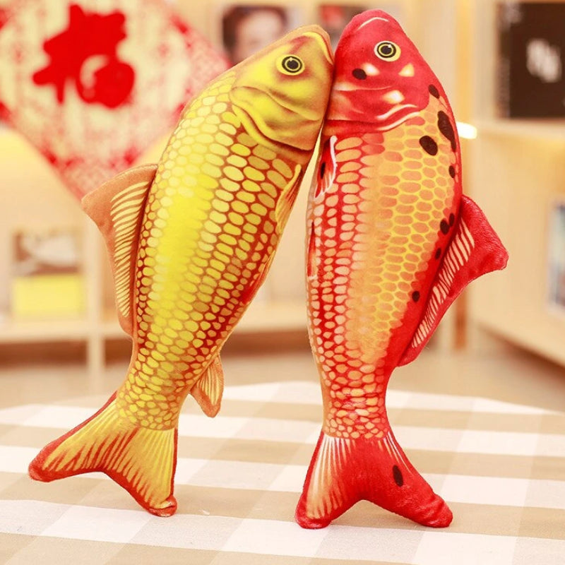 Koi Fish 3D Print Cushions