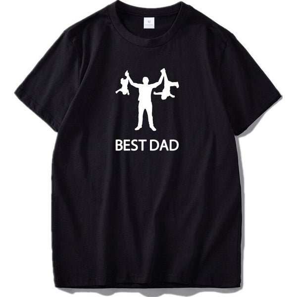 Best Dad Novelty T-Shirt