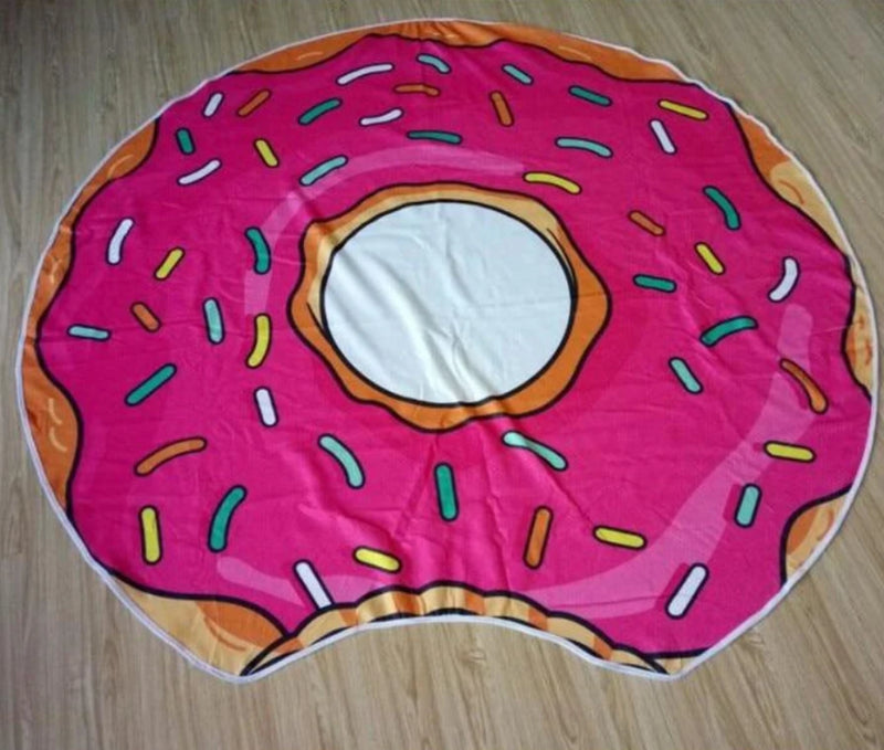 Doughnut Beach Blanket