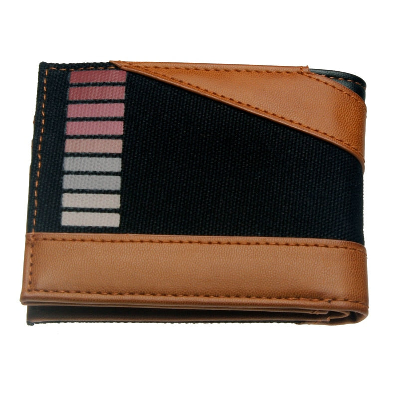 Star Wars Han Solo Weapons Holster Style Men Wallet Women Purse DFT-3070