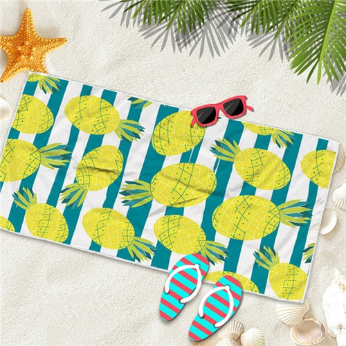 Super Sized Quick Dry Beach Towel