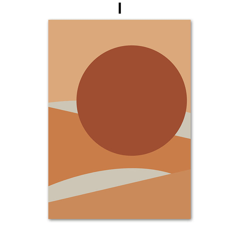 Abstract Canvas Art Prints - No Borders or Frame
