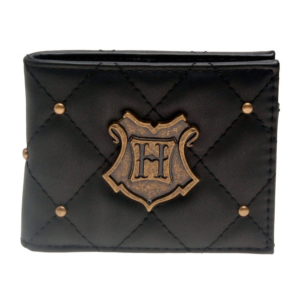 Hogwarts embroidered Bi-Fold Men Wallet Women Purse