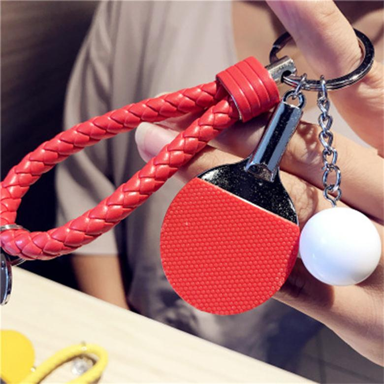 Ping Pong Key Rings