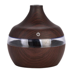 300ml USB Funnel Top Ultrasonic Humidifier