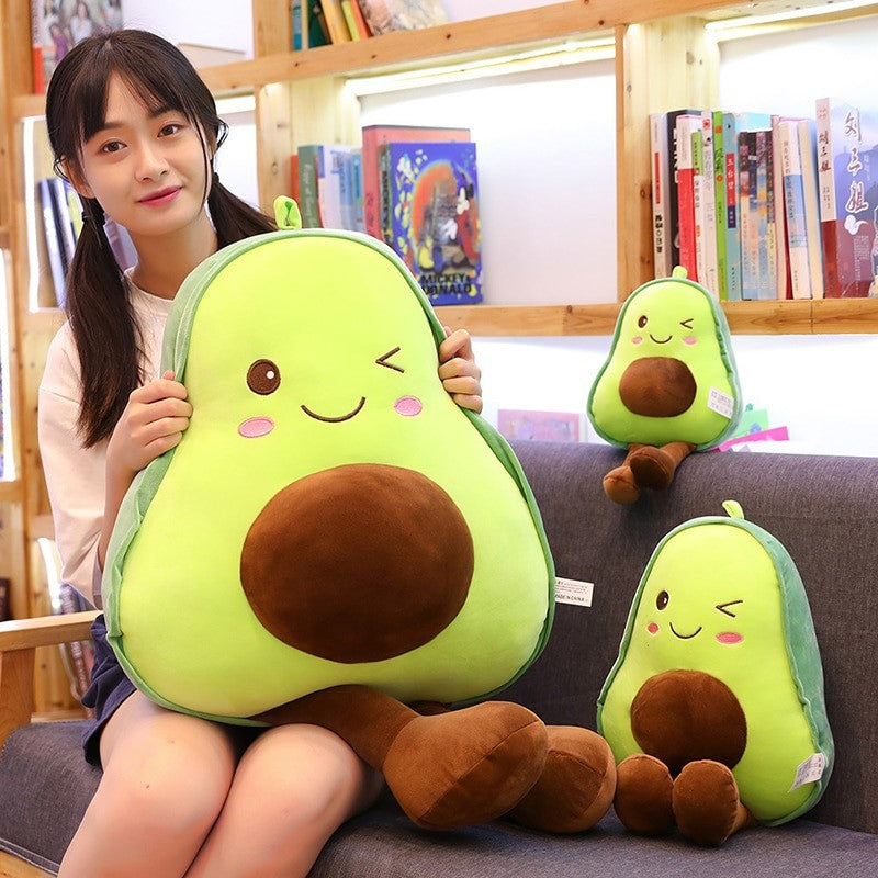Avo-cuddle Cushion