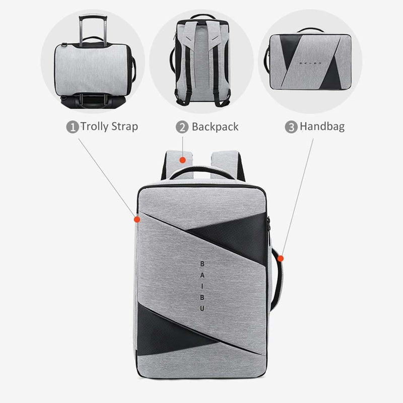 Stylish Low Key Travel Backpack