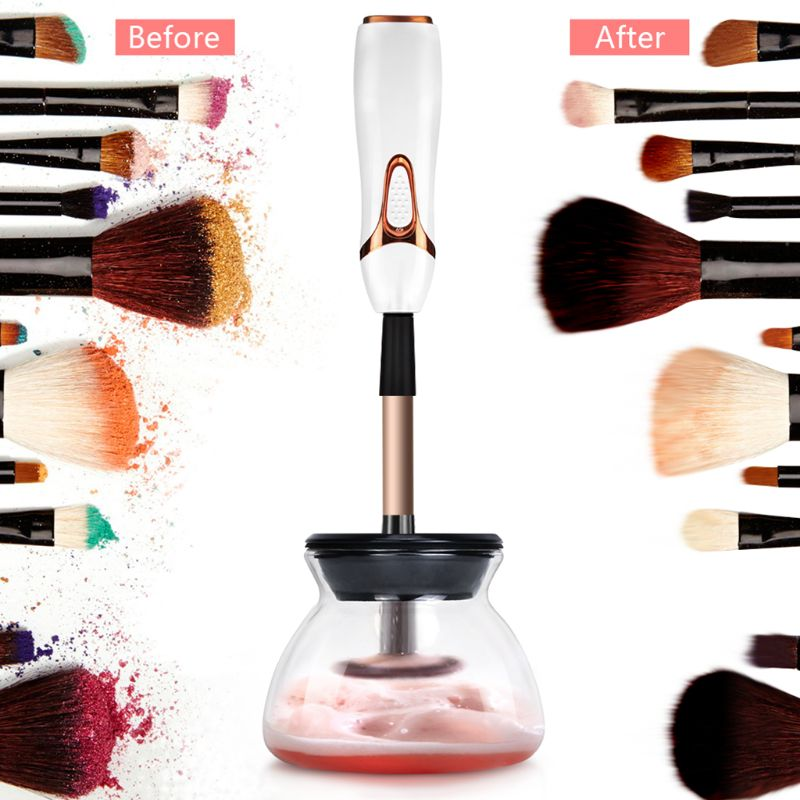 Easy Miracle Makeup Brush Cleaner