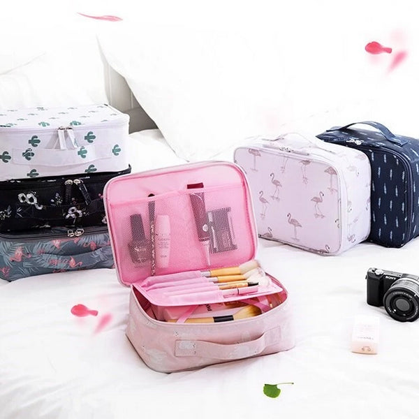 Safe Store Cosmetics Travel Organiser