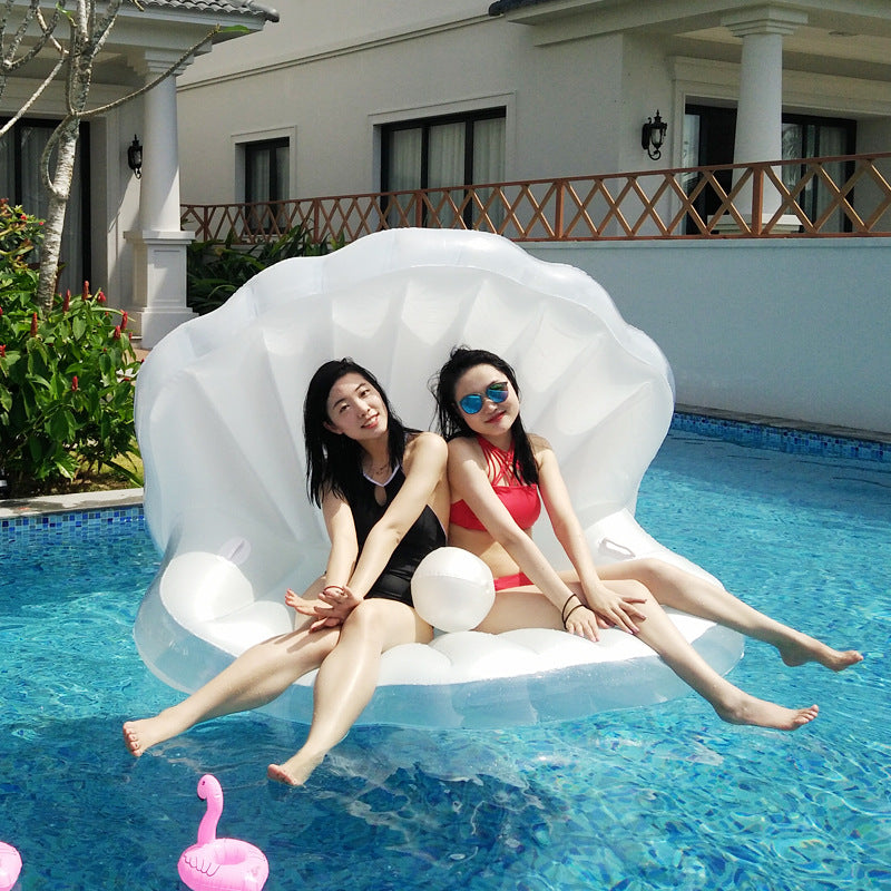 Inflatable Floating Pearl Beach Float