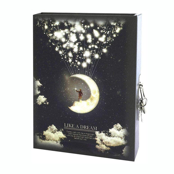 Dreamscape Lockable Diary