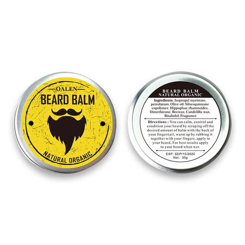 Essentials 4pcs Beard Kit