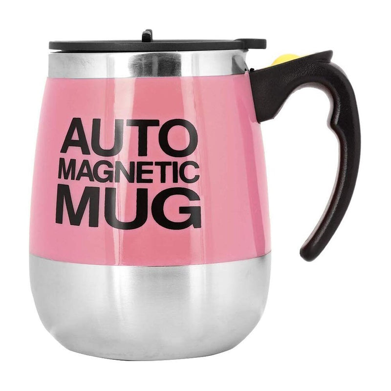 500ml Self Stir Magnetic Mug