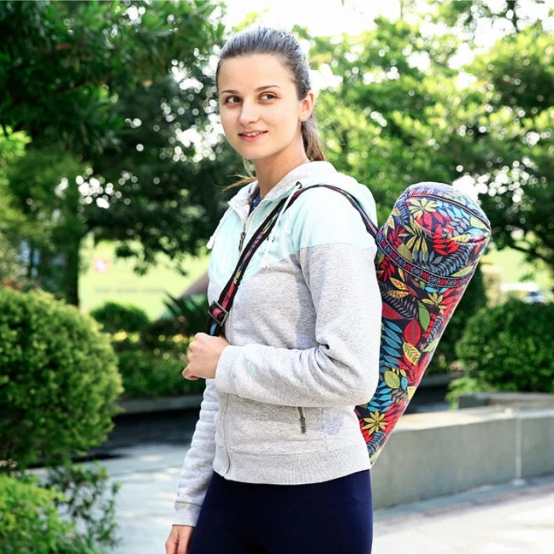 Shoulder Sling Yoga Travel Bag