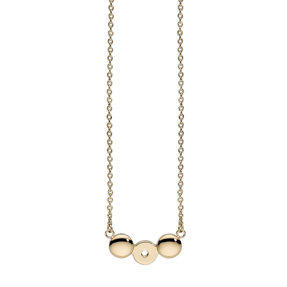 QUDO INTERCHANGEABLE NECKLACE - GOLD