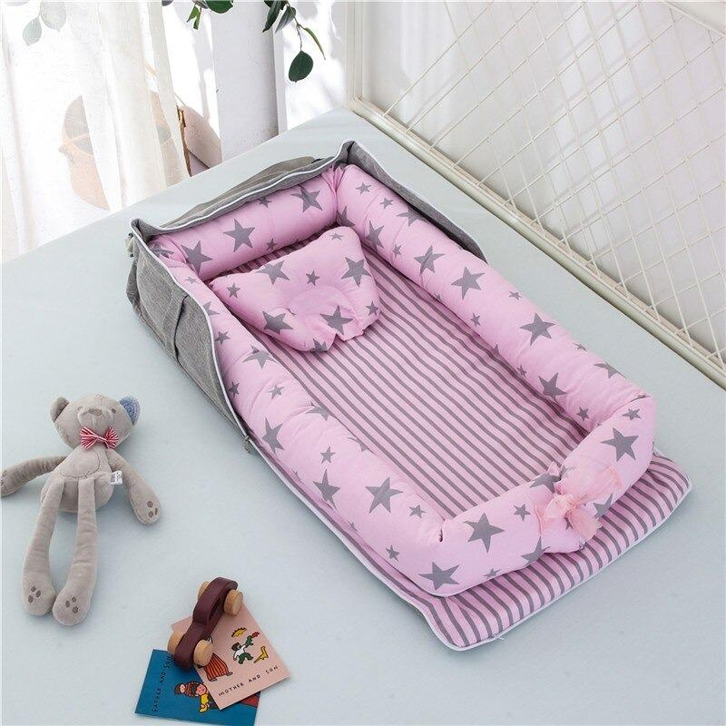 Foldable Baby Travel Bassinet