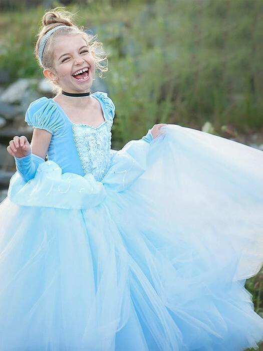 Cinderella Princess Dress - Balma Home