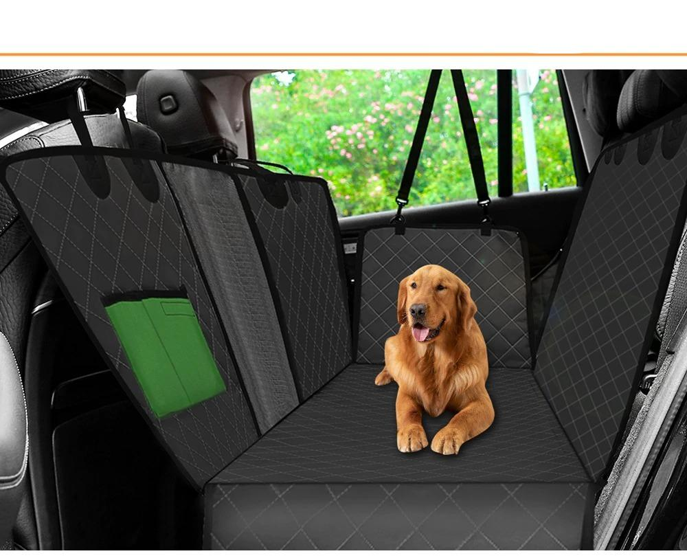 Dog Hammcock Waterproof Ultraresistant Car Back Seat Cover
