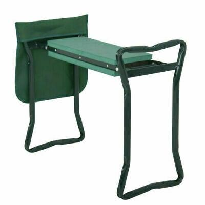Garden Kneeler And Seat - Protects Your Knees, Clothes From Dirt & Grass Stains, Garden bag