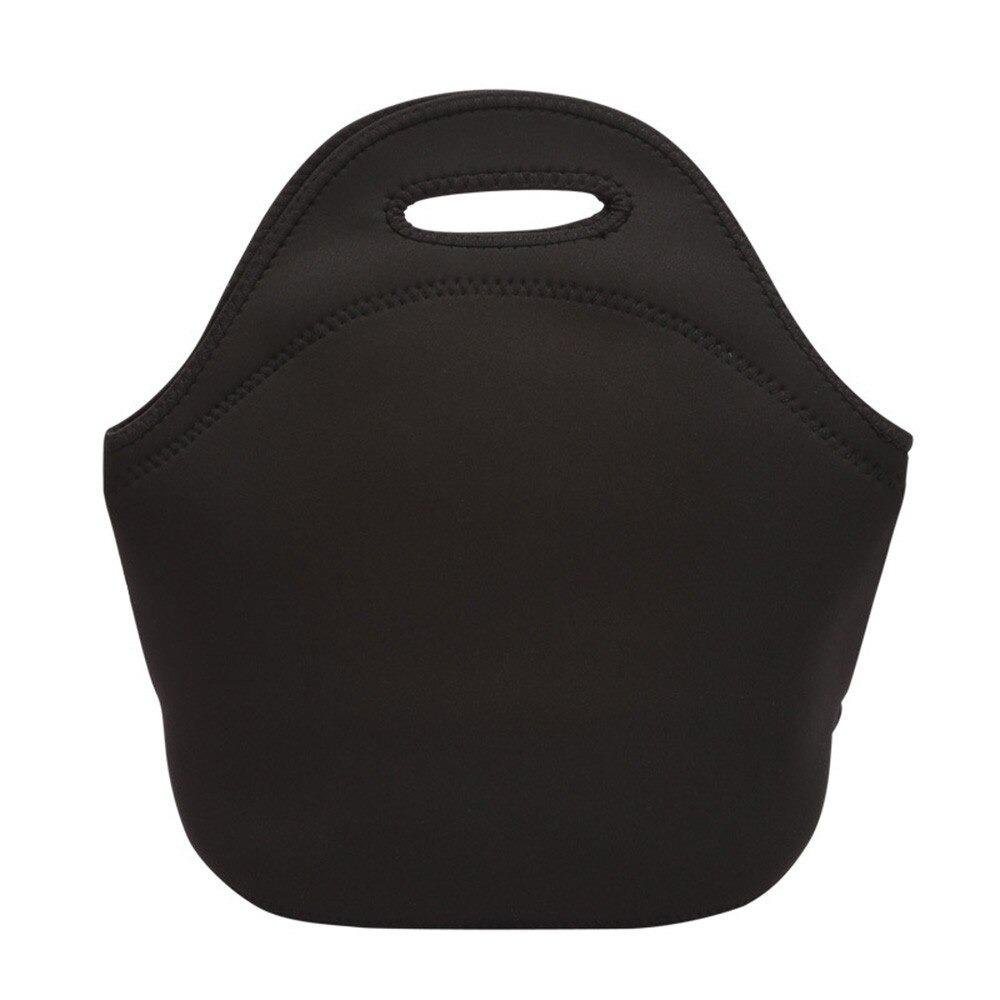 Care Free Neoprene Tote Black