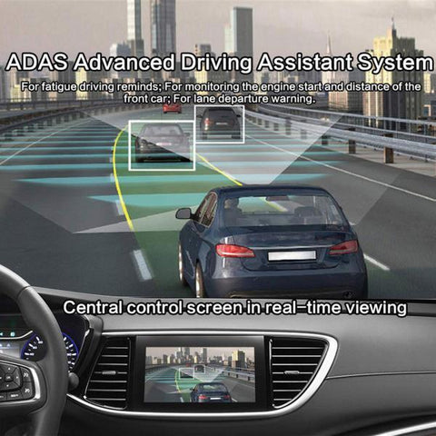 Car Camera Front and Rear Dual Car Dash Cam Surveillance |