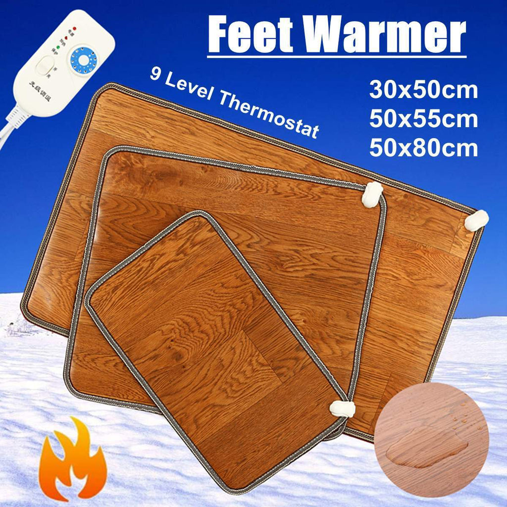Heating Mat - Foot Warmer Mat - Heated Foot Mat