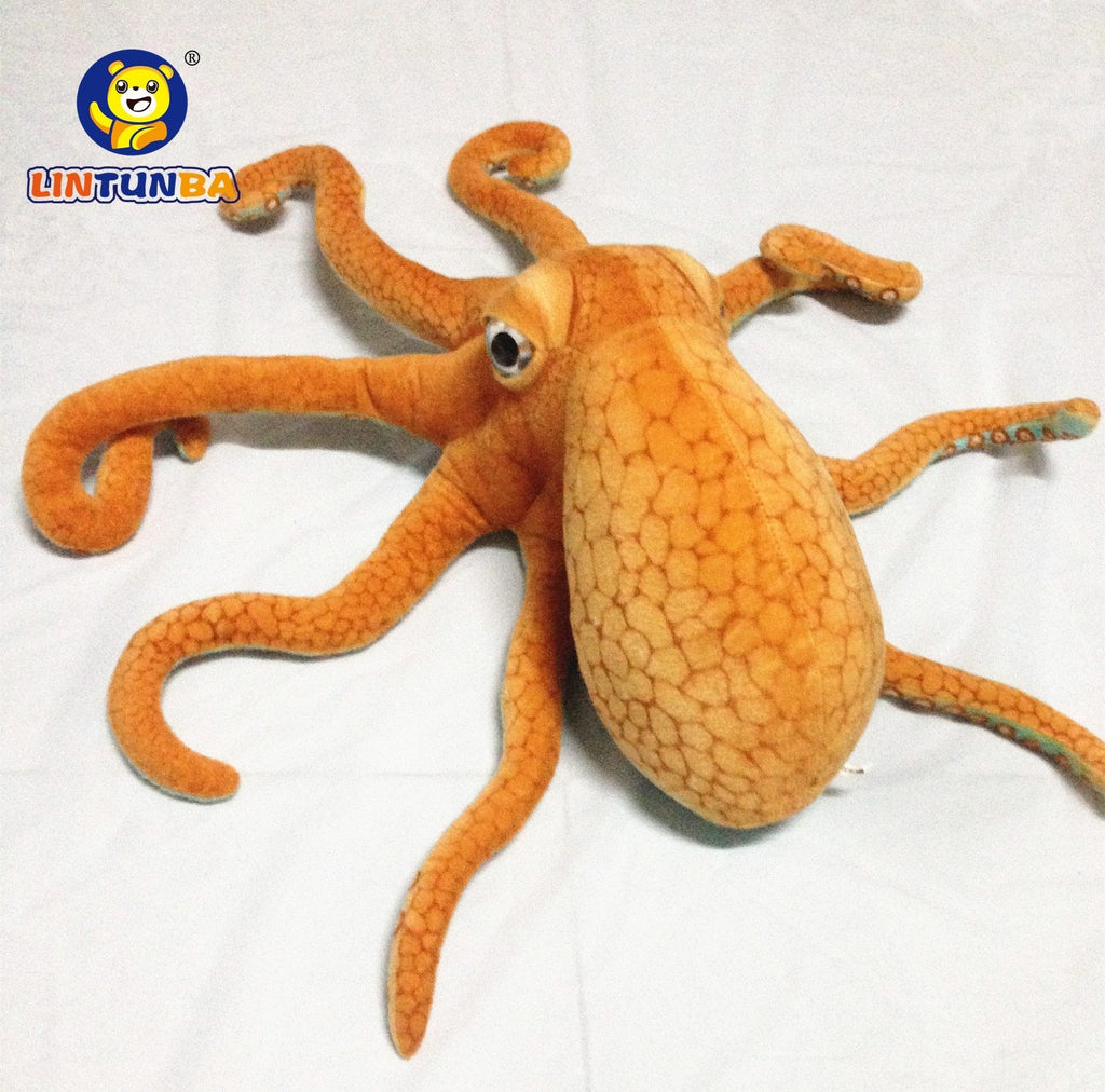 Octopus Plush - Giant Stuffed Octopus