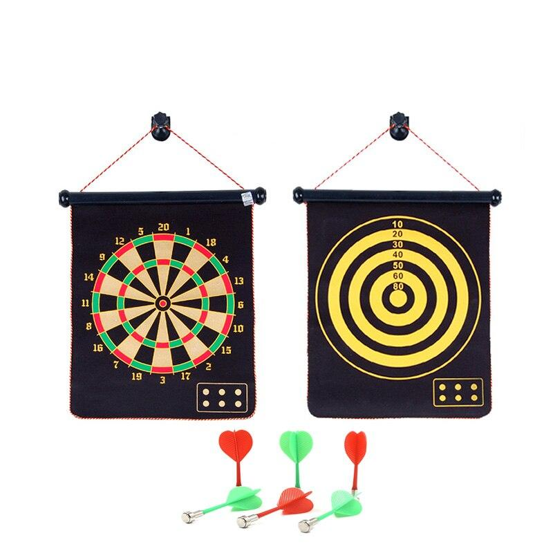 Magnetic Dart Board - Magnetic Darts