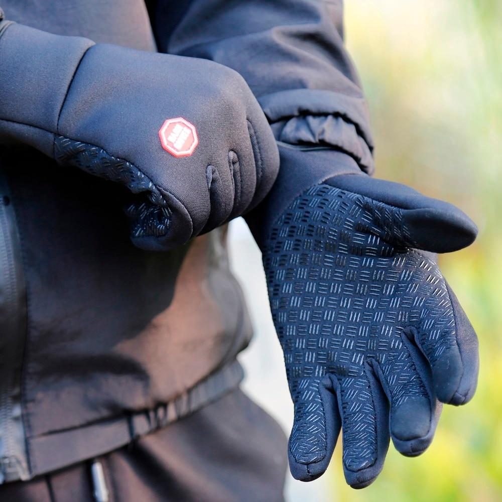Winter Touch Screen Gloves - Warmest Touchscreen Gloves