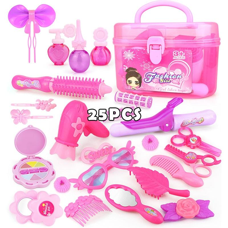 Kids Pretend Makeup 32 pcs
