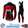 Image of Winter Cycling Clothes - Cycling Clothing