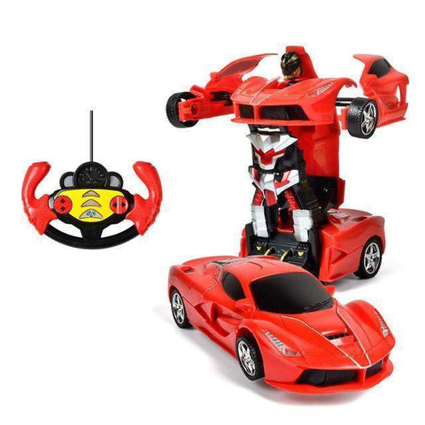 Remote Control Transformer Car (36 Colors Available)