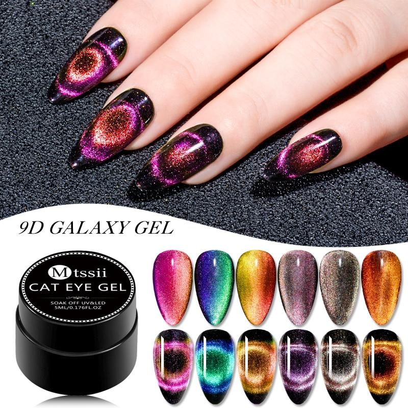 Nail Art Gel l Gel Polish Nail Art 6 pcs Set