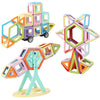 Image of Magnetic Building Blocks 114 Pcs