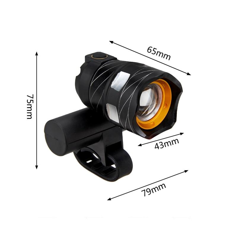 Bicycle Headlight - Bike LED Light
