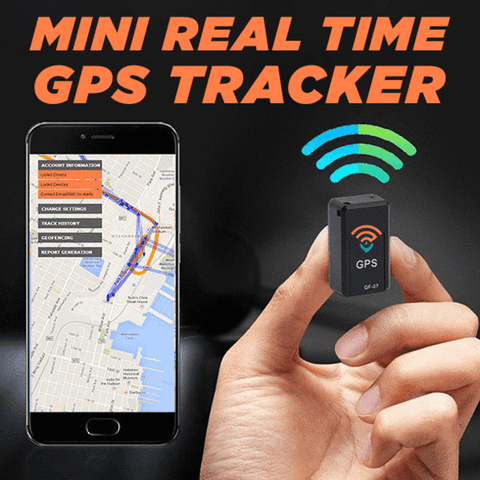 Mini Real Time GPS Tracker Device