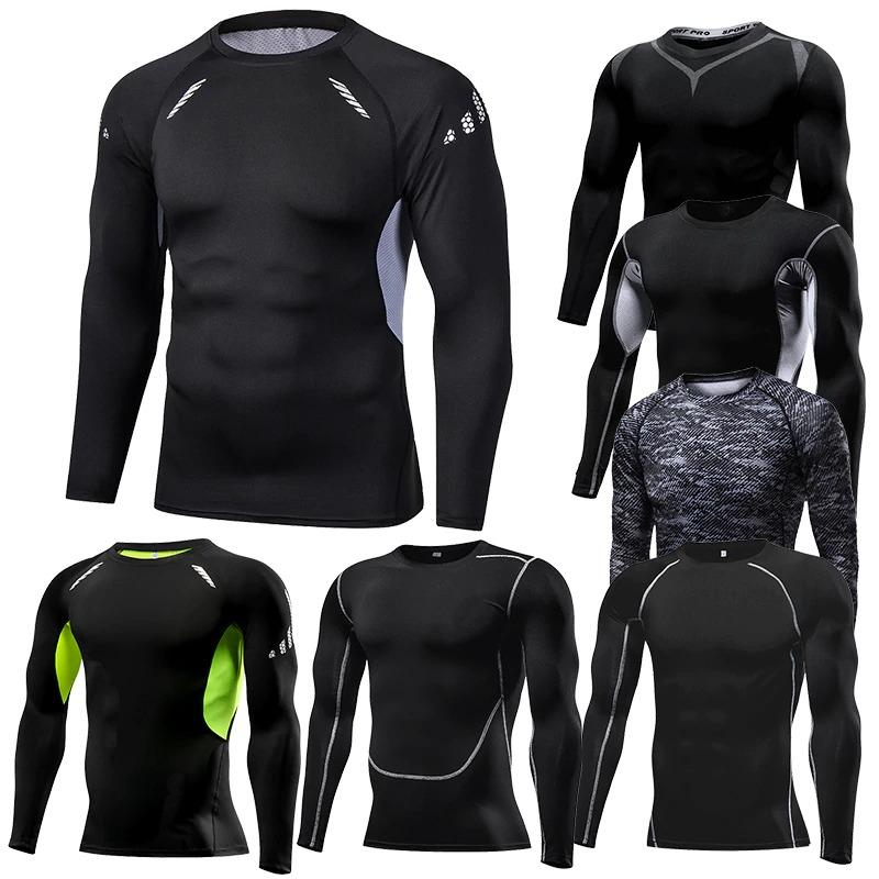 Men's Belly Hiding Shaper Stomach to Chest Slimmer Compression Shirt