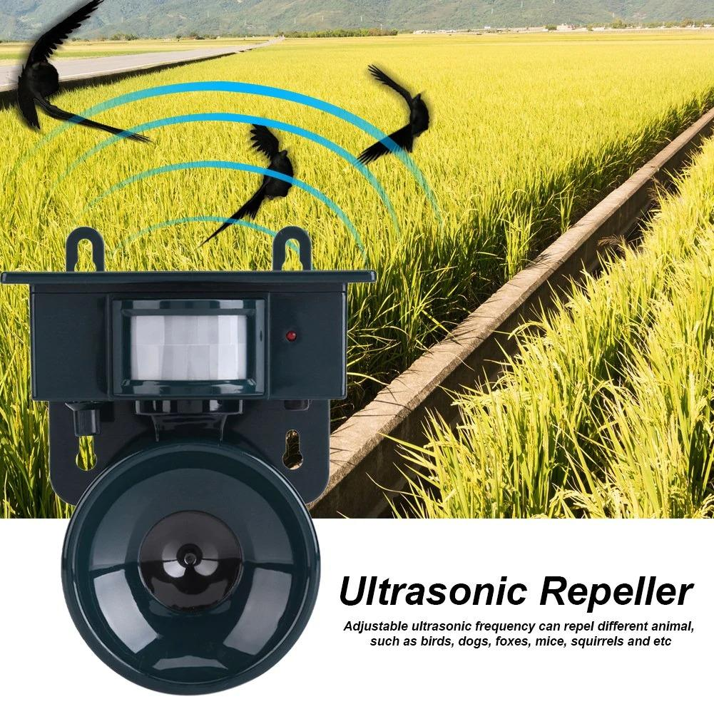 Ultrasonic Universal Animal Repeller