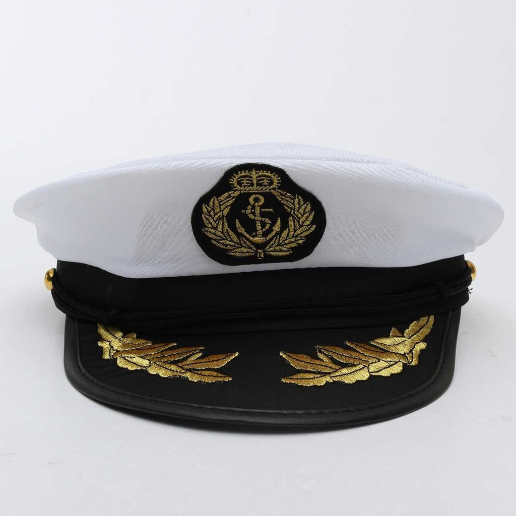 Boat Captain Hat Yatch Navy Cap