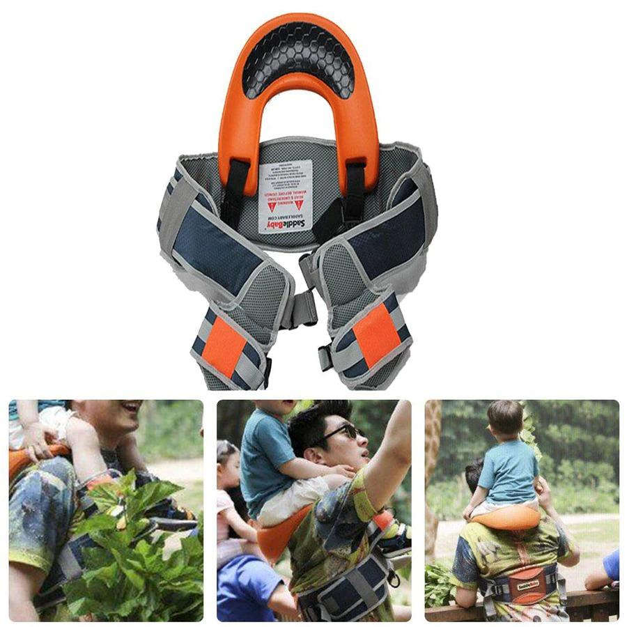 Hands Free Baby Carrier Backpack