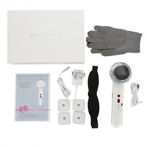 Ultrasonic Cavitation Radio Frequency EMS Slimming Device