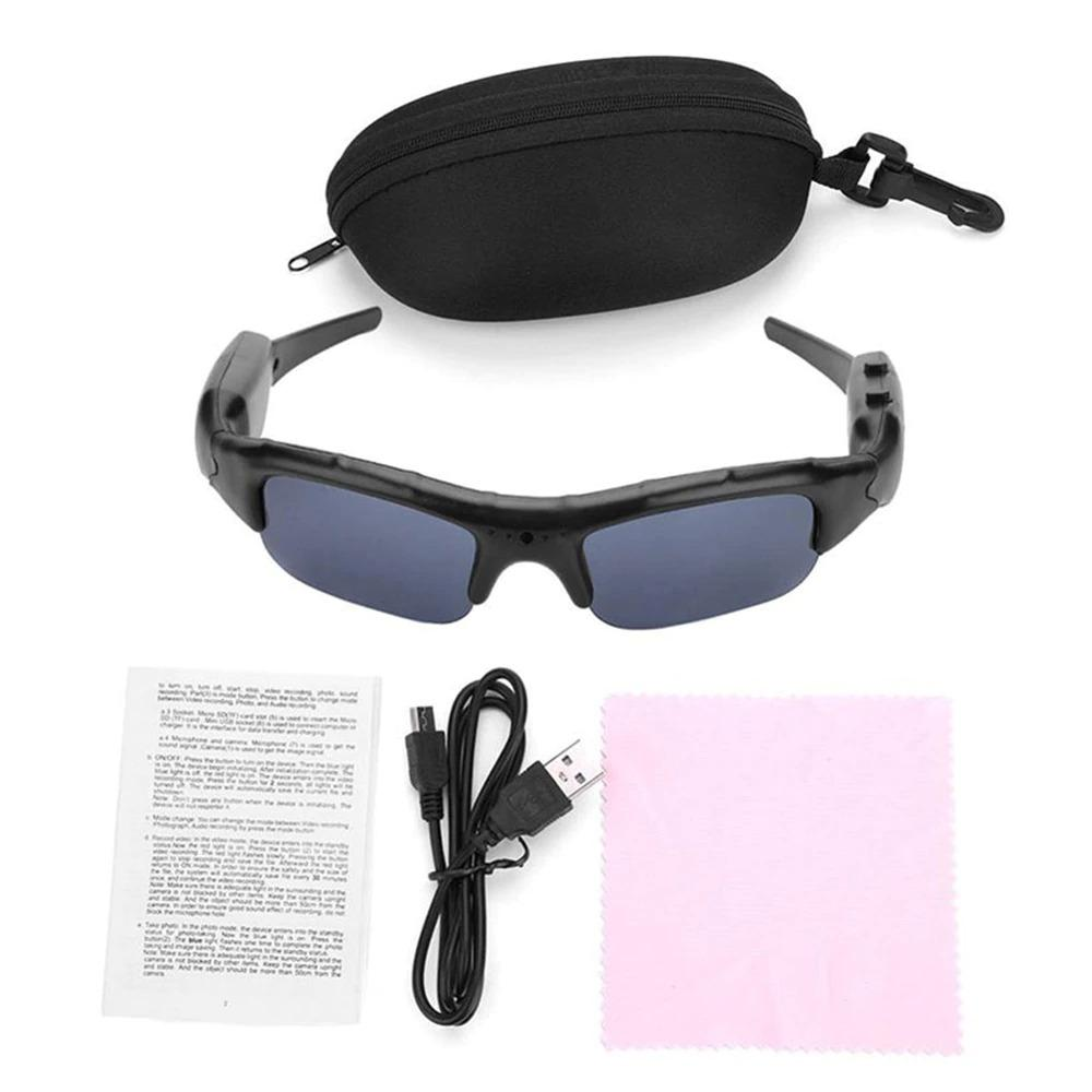 Video Camera Glasses 1920 x 1080P HD, United States