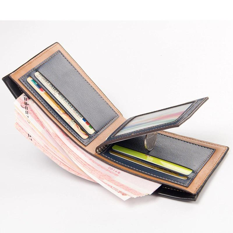 Mens/ Womens Leather Wallet Vintage Style