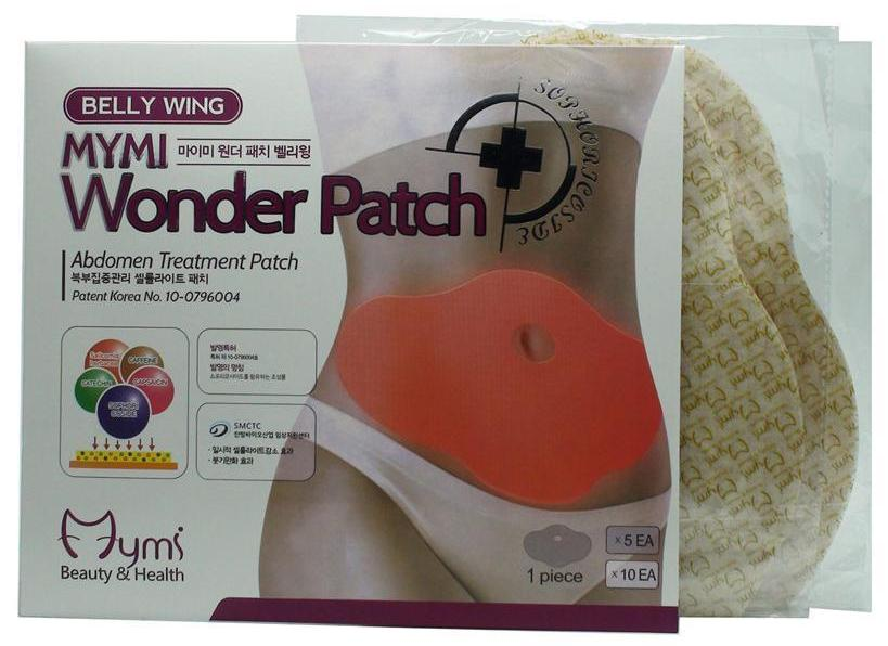 Wonder Patch - Get rid of belly fat quickly and effectively