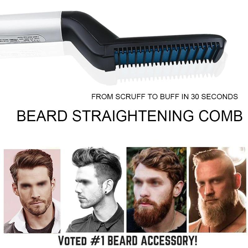 Professional Beard Straightener For Beard And Hair