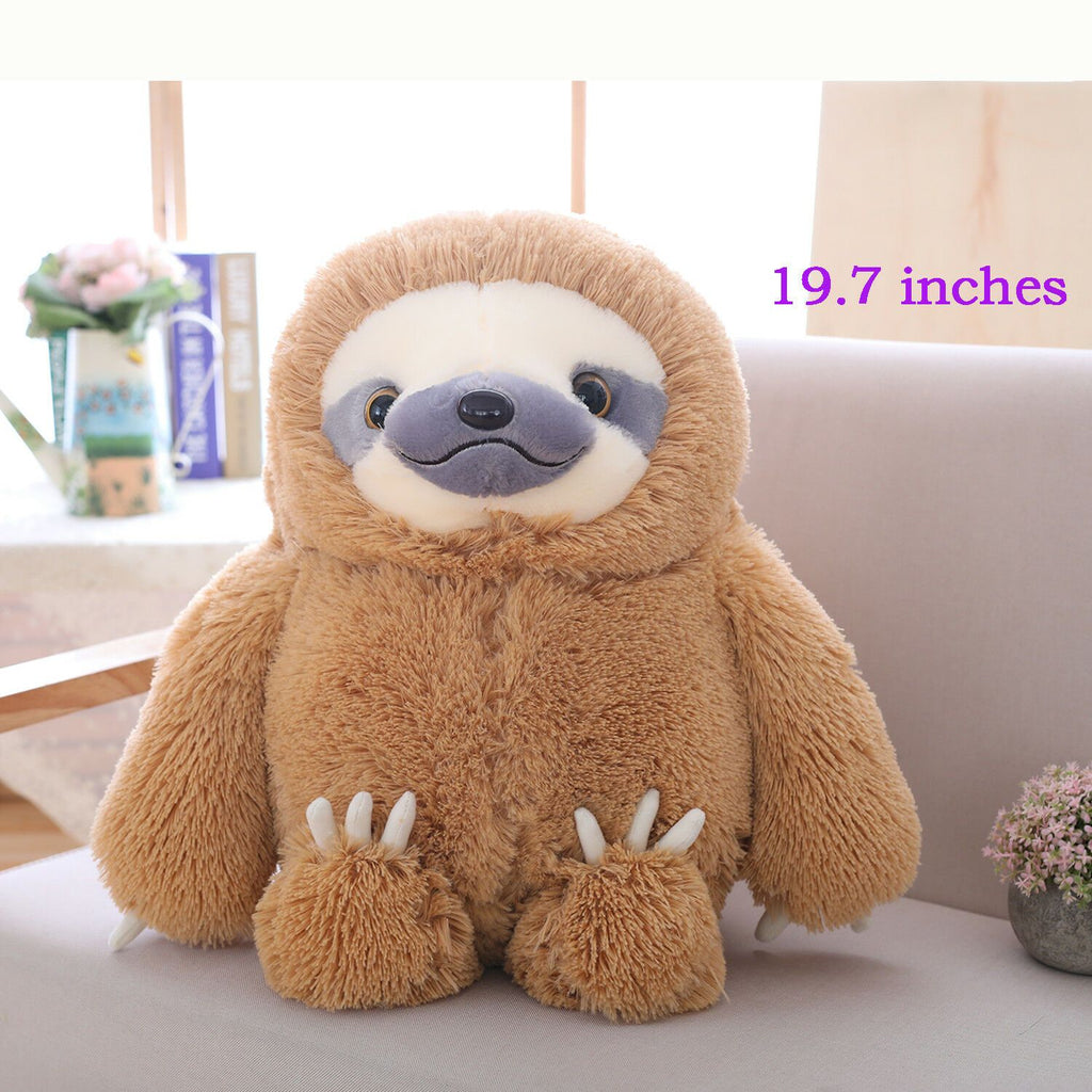Giant Sloth Stuffed Animal